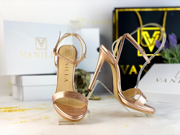 Sandale Paris Piele Neteda 2
