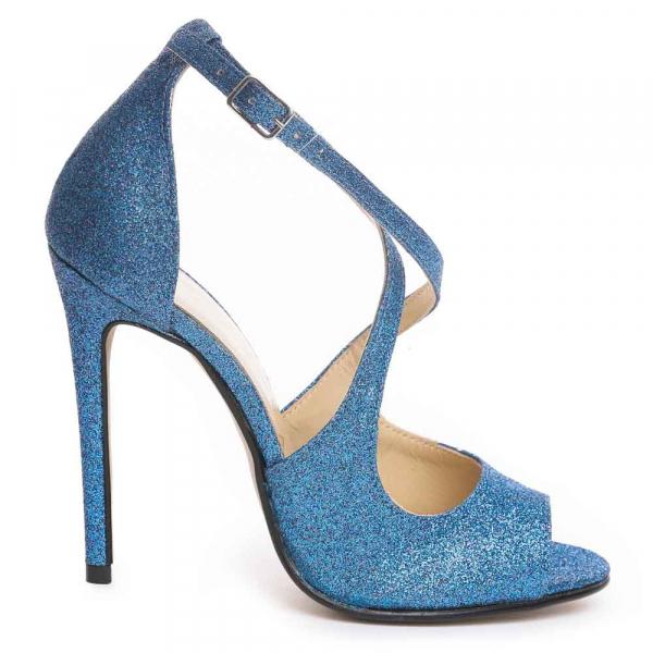 Sandale Tress Glitter Fin 1