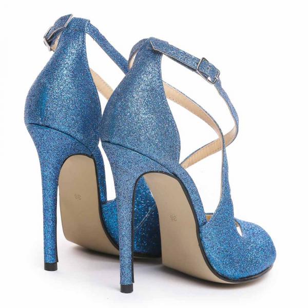Sandale Tress Glitter Fin 2