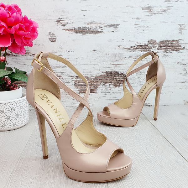 Sandale Tress Piele Neteda 0