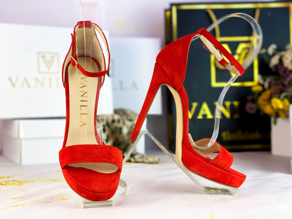 35   Sandale Viena Piele Intoarsa Promo 1