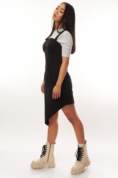 Sarafan Debra Black 1