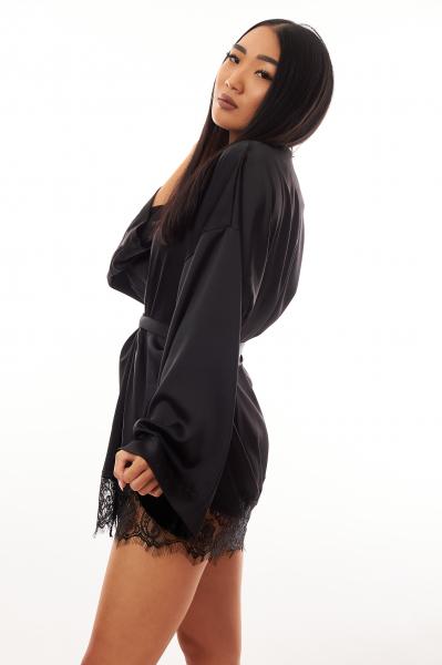 Set 4 piese Karina Black 4