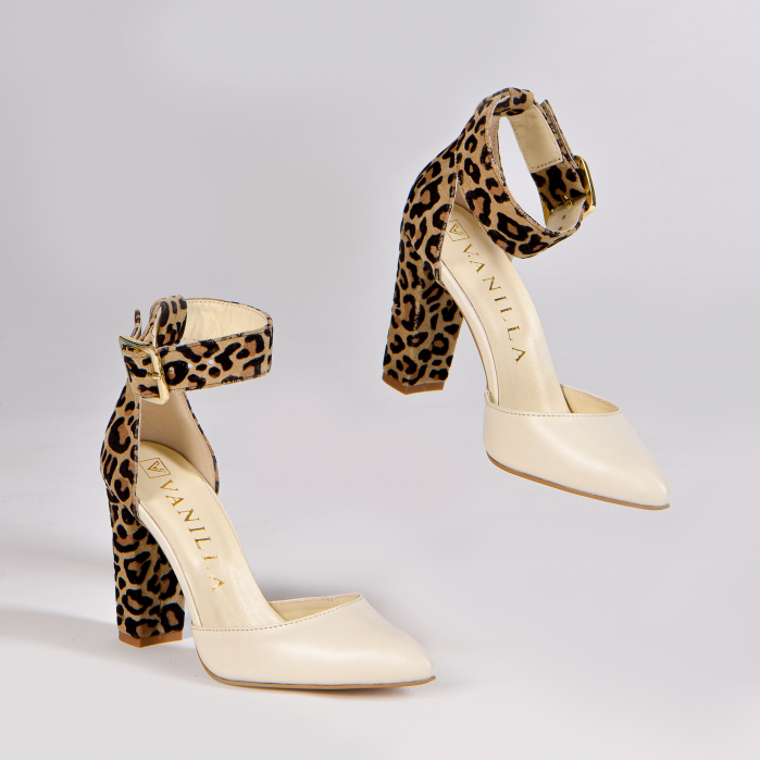 Stiletto Adal Leopard 3D Edition 0