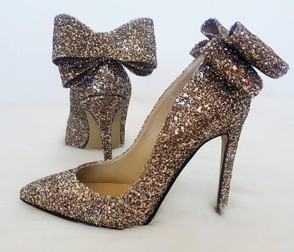 Stiletto Cleopatra Glitter 3