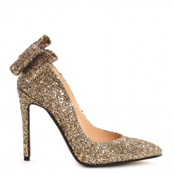 Stiletto Cleopatra Glitter 1