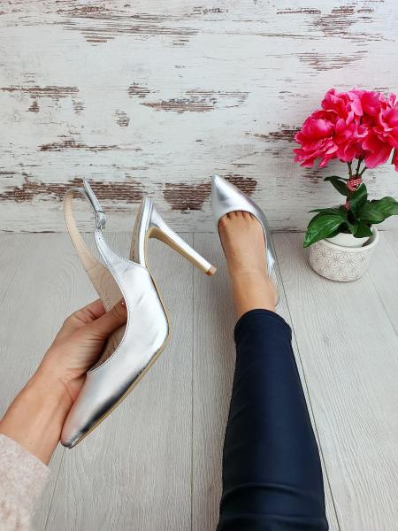Stiletto Diana Silver Promo 0