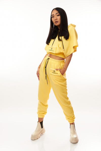 Trening Frida Yellow 2