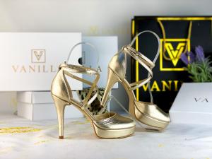 34 Sandale Fabiana Elegance Gold  Promo1
