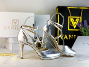 Sandale Fabiana Elegance Silver Promo [1]