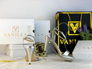 36   Sandale Paris Argintiu Nou Promo2