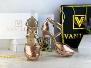 37   Sandale Fabiana Elegance Sampanie Promo [0]