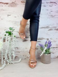 38 Sandale Christine Snake Promo [0]