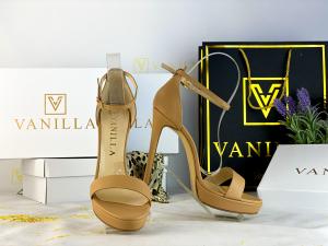 40 Sandale Ankara Piele Neteda  Promo0