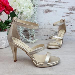 Sandale Cairo Auriu 2 Promo0