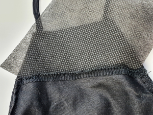 Masca Fashion din Piele, cu filtru, Model KN94