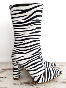 Cizme Teo Zebra5