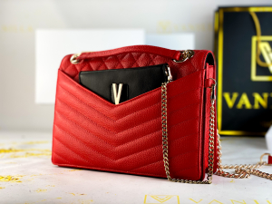 Geanta Evelyn Red0