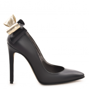 Stiletto Cleopatra Piele Neteda Elegance1
