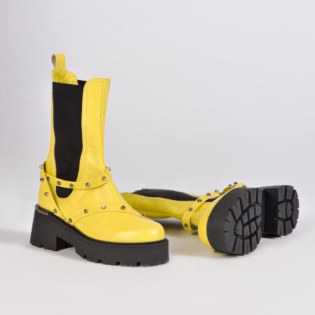 Ghete Ginger Yellow Edition3