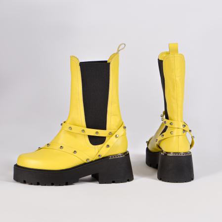 Ghete Ginger Yellow Edition5