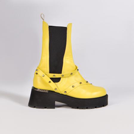 Ghete Ginger Yellow Edition2