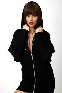 Hanorac Erica Black [3]