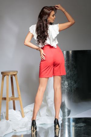 Pantaloni scurti Melia Red [2]