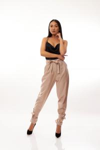 Pantaloni Ruth Nude [0]