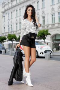 Pantaloni scurti Sonia1