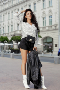 Pantaloni scurti Sonia3