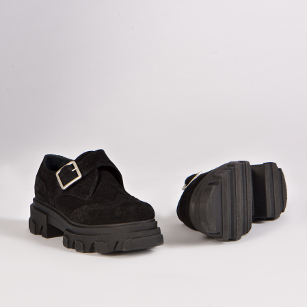 Pantofi casual Vicky Black Edition3
