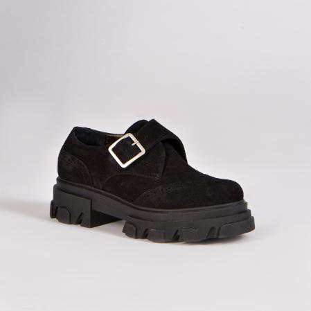 Pantofi casual Vicky Black Edition4