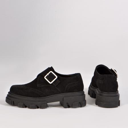 Pantofi casual Vicky Black Edition5