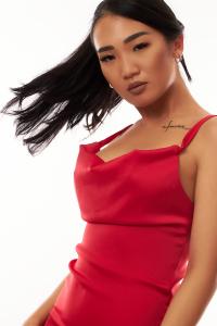 Rochie Malina Red [3]