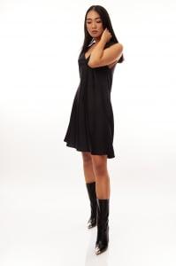 Rochie Melisa Black7