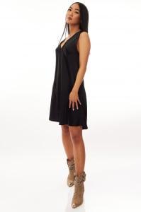 Rochie Melisa Black6