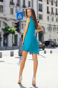 Rochie Nancy Blue6