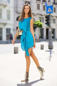 Rochie Nancy Blue1