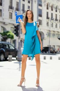 Rochie Nancy Blue4
