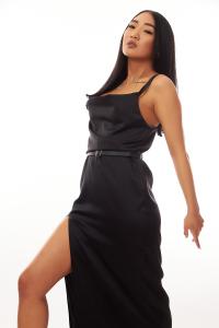 Rochie Odette Black4