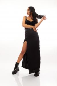 Rochie Odette Black2
