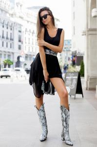 Rochie Ofelia Black6
