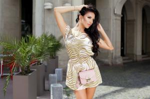 Rochie Paloma Pink2