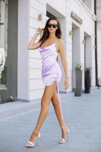 Rochie Penelope Lavender0