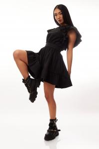 Rochie Petunia Black7