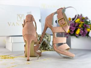 36   Sandale Andra din piele intoarsa Promo [2]