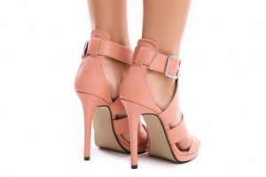 Sandale Andra din piele neteda2