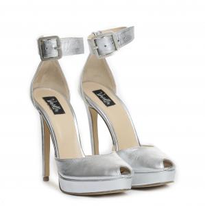 Sandale Baku Mistic Silver  Edition0