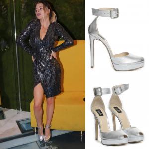 Sandale Baku Mistic Silver  Edition6